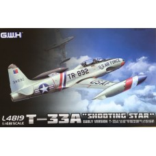 Great Wall Hobby T-33A 1/48 - pre-order delivery 15th of June