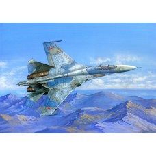 Hobbyboss Su-27 Flanker 1/48