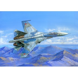 Hobbyboss Su-27 Flanker
