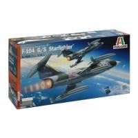 Italeri 1:32 Lockheed F-104 G/S Starfighter