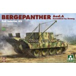 Takom 1/35 Bergepanther Ausf.A Assembled by Demag production w/ full interior kit PRE-ORDER