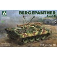 Takom 1/35 Bergepanther Ausf.D Umbau Seibert 1945 production w/ full interior kit PRE-ORDER