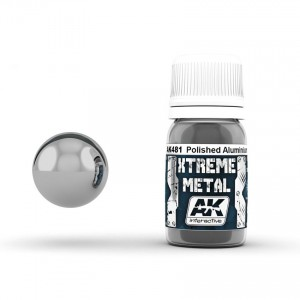 XTREME METAL POLISHED ALUMINIUM