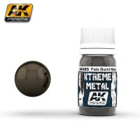 XTREME PALE BURNT METAL