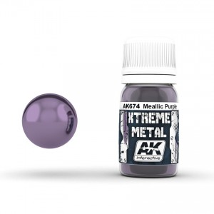 XTREME METAL METALLIC PURPLE