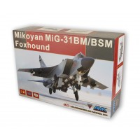 AMK MIG-31BM/BSM Foxhound 1/48