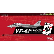 """Great Wall Hobby 1/72 F-14A """"Black Aces"""""""