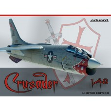 F-8E Crusader limited edition