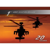1st Army Aviation Brigade – 20 years!  SALE