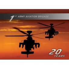 1st Army Aviation Brigade – 20 years!
