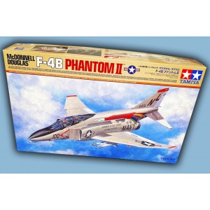 McDonnell Douglas F-4B Phantom II 1/48