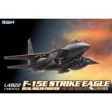 Great Wall Hobby F-15E Strike Eagle 1/48