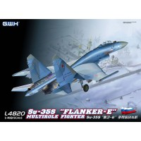 "Great Wall Hobby 1/48 Sukhoi Su-35 ""Flanker-E"""