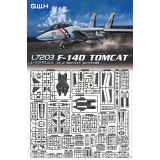 Great Wall Hobby F-14D 1/72