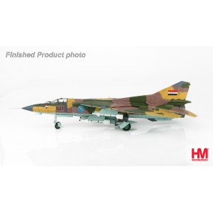 Hobby Master Air Power series 1/72 MiG-23 Flogger