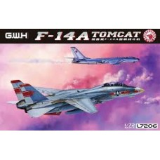 Great Wall Hobby 1/72 F-14A
