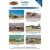 Icarus Decals HAF jets part 1 1/48