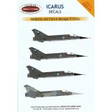 Icarus Decals HAF Mirage F1CG's 1/48