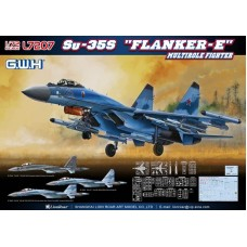 "Great Wall Hobby 1/72 Su-35S ""Flanker-E"""