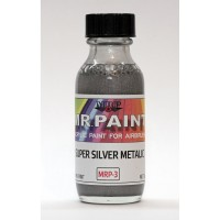 MRP-003 Super Silver Metallic
