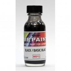 MRP-005 Black/Basic Black