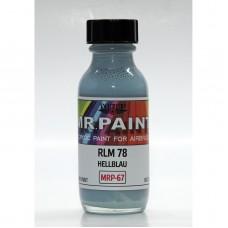 MRP-067 RLM 78 Hellblau