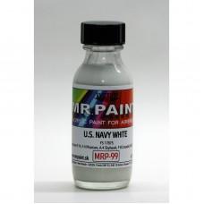 MRP-099 U.S. NAVY WHITE FS17875