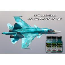 MRP-SU34 Su-34 paint set