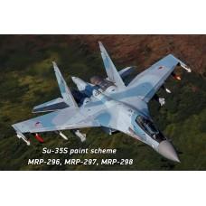 MRP-SU35 Su-35S paint set