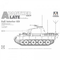 Takom 1/35 Sd.Kfz.171/267 Panther A late production w/ full interior kit 2 in 1