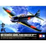 Mitsubishi A6M5 Zero Fighter Model 52 (Zeke) 1:32
