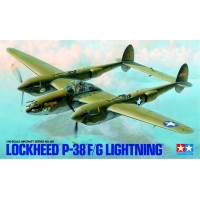Tamiya P-38F/G Lighting  1/48