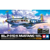 North American P-51D/K Mustang 1:32 - Pacific Theater