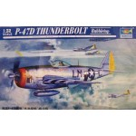 1:32 Republic P-47D Thunderbolt Bubbletop   2263