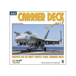 Carrier Deck in Detail, WWP