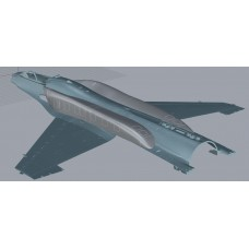 Attack Squadron F-16C/D Conformal Fuel Tanks