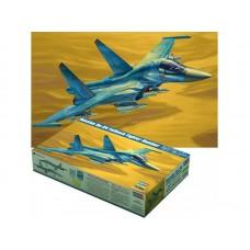 Hobbyboss 1/48 Su-34 Fullback Russian Super Fighter pre-order