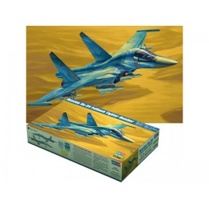Hobbyboss 1/48 Su-34 Fullback Russian Super Fighter