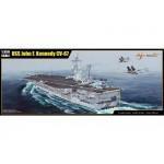 Merit 1:350 USS John F. Kennedy CV-67