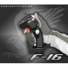 F-16 Control Stick resin replica 1:1